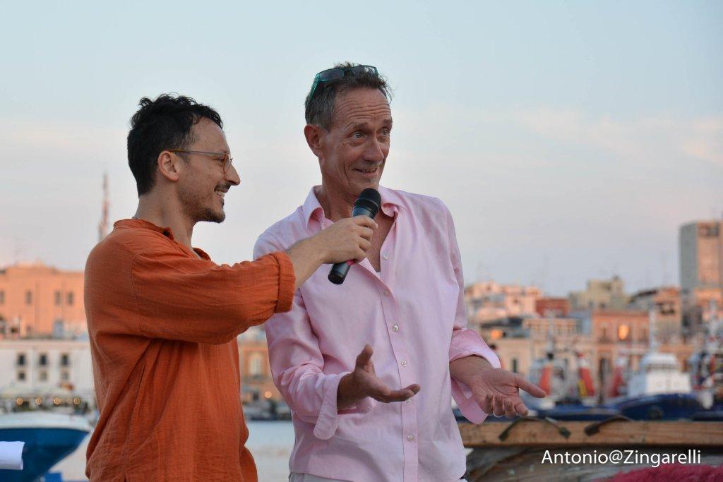 Vito & Frank Interview Brindisi 2018