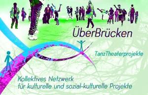 Logo bunt UeberBruecken 2018